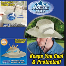Load image into Gallery viewer, UV Protection Cooling Sun Hat