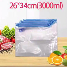 Load image into Gallery viewer, Mini Automatic Compression Vacuum Sealer Electric Air Pump Storage Bag