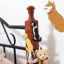 Load image into Gallery viewer, 2 In1 Wild Animalz Wall Hooks(2pcs)