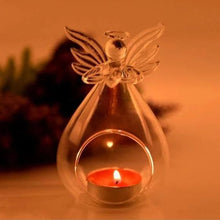 Load image into Gallery viewer, Guardian Angel Candle Holder