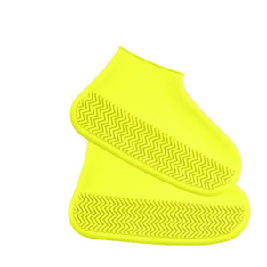 Portable Waterproof Silicone Shoe Cover