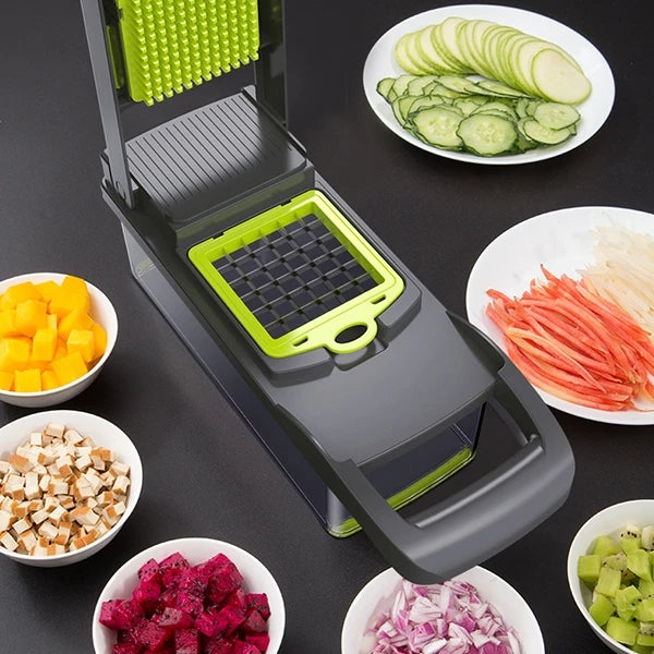 Multifunctional Fruit And Vegetable Cutter