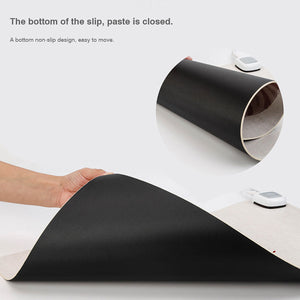 Electric Desktop Heating Warm Hand Mouse Pad Heating Table Mat