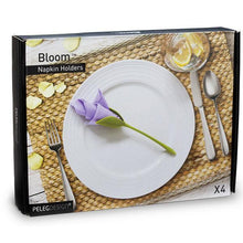 Load image into Gallery viewer, Rose Shape Napkin Holder