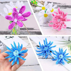 200Pcs DIY Art Creative Crafts Decor Tools