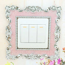 Load image into Gallery viewer, High Quality Home Switch Cover Square Shape Switch Wall Light Socket Stickers