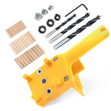 Load image into Gallery viewer, 6-10mm ABS Wood Drill Bits Plastic Pocket Hole Guide Tool For Carpentry
