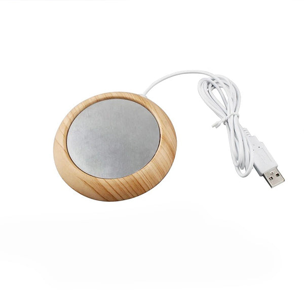USB Wooden Drink Warmer