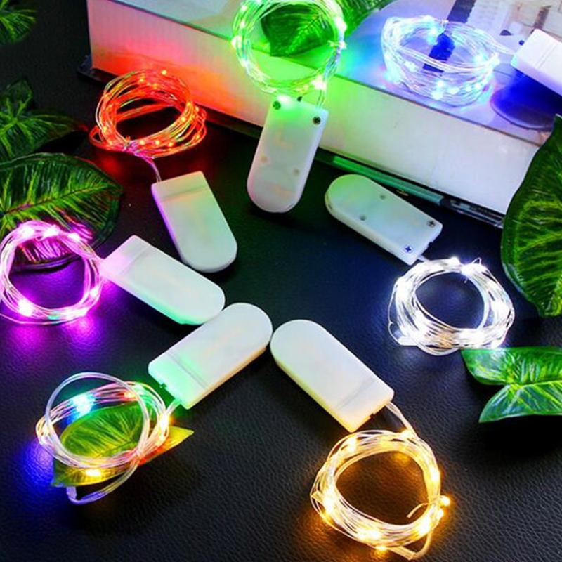 Led String Lights 1 2 3m Fairy Light Diy Craft Cake Party