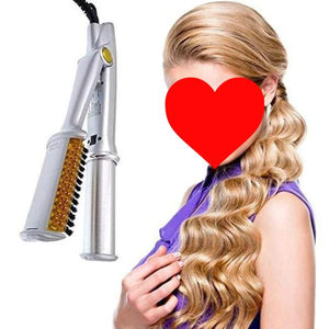 Multifunctional Two-way Rotating Curling Iron