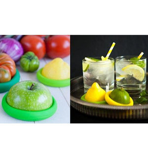 4pcs Silicone Food Preservation Cover