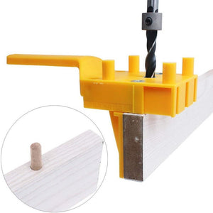 Woodworking Straight Hole Puncher