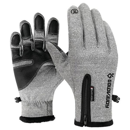 Winter Outdoor Climbing Riding Screen Touching Gloves