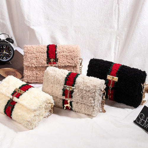 Fashion Handmade Woven Bag DIY Material Package