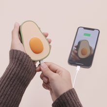 Load image into Gallery viewer, Usb Cute Portable Avocado Hand Warmer