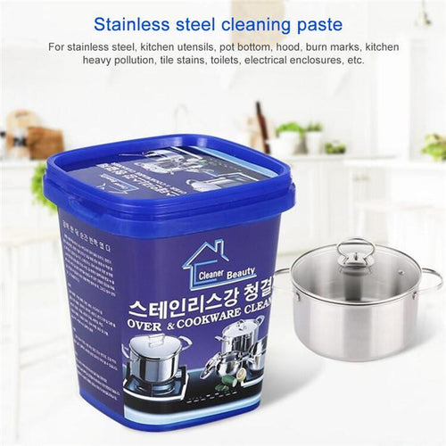 Multifunctional Kitchen Decontamination Paste Stainless Steel Cleaning Paste