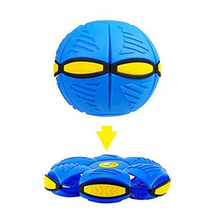 Flying UFO Disc Ball with LED Light