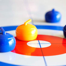 Load image into Gallery viewer, Table Top Curling Game Family Games for Kids and Adults