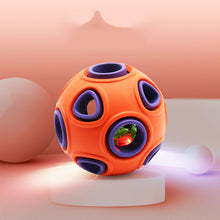 Load image into Gallery viewer, Dog Molar Teething Toy Ball