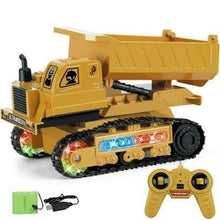 Load image into Gallery viewer, BEST Gift for Kids Electric Wireless Remote Control Engineering Vehicle