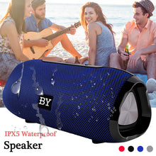 Load image into Gallery viewer, BY6660 Mini Bluetooth Speaker Portable Waterproof Wireless Loudspeaker