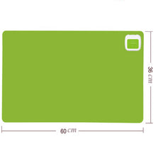Load image into Gallery viewer, Electric Desktop Heating Warm Hand Mouse Pad Heating Table Mat