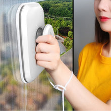Load image into Gallery viewer, Double-sided High-rise Glass Wiper Cleaning Tool