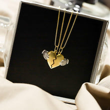 Load image into Gallery viewer, Romantic Heartbreaking Lover Necklace