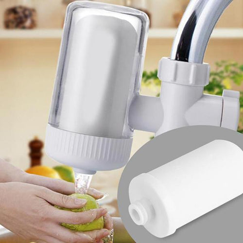 Home Faucet Purifier Portable High Efficiency Water Filters for Household Water Tube System