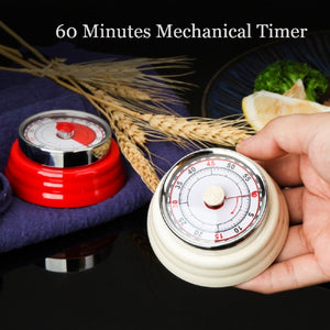 60 Minutes Mechanical Timer