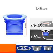 Load image into Gallery viewer, Silicone Kitchen Strainer Bathroom Pipe Sewer Drainer