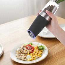 Load image into Gallery viewer, Electric Gravity Pepper Grinder