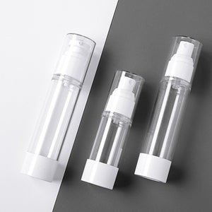 Professional New Portable Transparent Travel Cosmetic Bottle