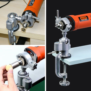2 In 1 Multifunction 360 Degree Bench Vice