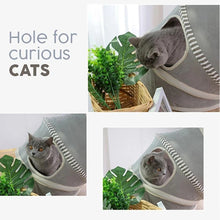 Load image into Gallery viewer, Foldable Cat Bed Tunnel