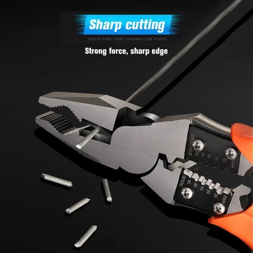 Multifunctional Useful Cable Wire Stripper Cutter