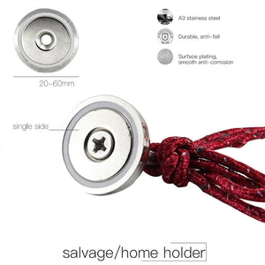 Super Powerful Magnetic Salvage Pot Magnet