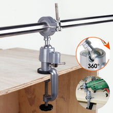 Load image into Gallery viewer, 2 In 1 Multifunction 360 Degree Bench Vice