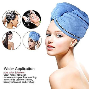 (Buy 1 Get 2nd 10% OFF) Quick Magic Hair Dry Hat