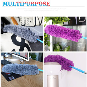 Retractable Housework Clean Dust Feather Dusters