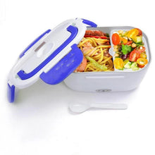 Load image into Gallery viewer, Stainless Steel Electric Lunch Box