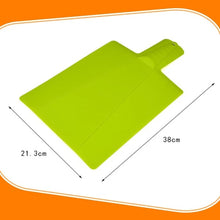 Load image into Gallery viewer, Multi-Function Foldable Cutting Board