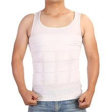 Load image into Gallery viewer, Men Body Shaper Corsets Slimming Body Vest