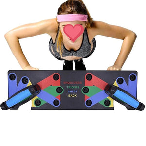 Pushup Strength Board Fitness Equipment