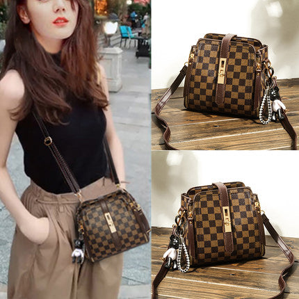 Women Fashion Mini Crossbody Bag Chic Shoulder Bag