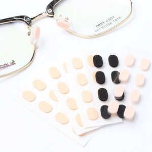 8 Pairs Unisex Soft Glasses Nose Pad