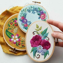 Load image into Gallery viewer, Embroidery Kit Pro - Incredible Embroidery Set
