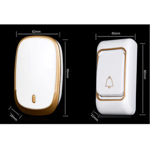 Waterproof Smart Long-distance Wireless Doorbell