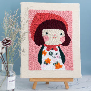Little Girl Series DIY Embroidery Kit