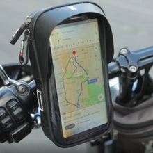 Load image into Gallery viewer, Waterproof Motorcycle Phone Mount